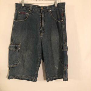 Vans Denim Men's Cargo Shorts Size 34